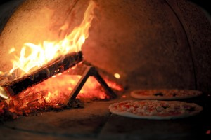 A carbon tax means more wood-oven pizza?