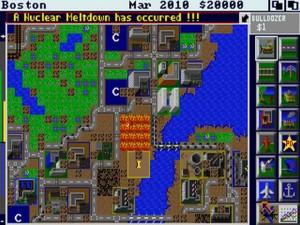 Nuclear meltdown!